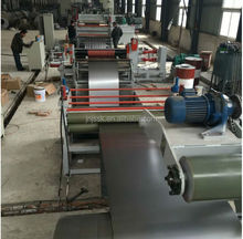 china high quality Steel Coil Longitudinal Shearing Production Line