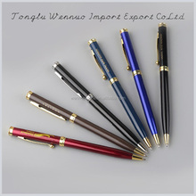 Gold parts copper material metal engraving pen
