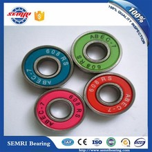 Cheap Custom Printed Skateboard Bearings 608 Precision Inline Skate Miniature Wheel Bearings