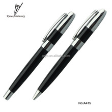 Promotion Bullet Shape short Metal Pen for Writing Gift