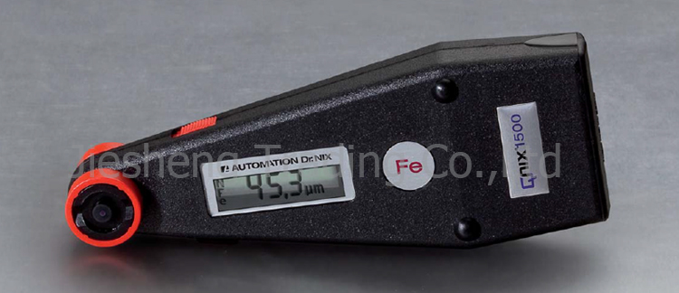Germany QNIX 1500 Paint Thickness Tester QNIX1500 Coating Thickness Gauge