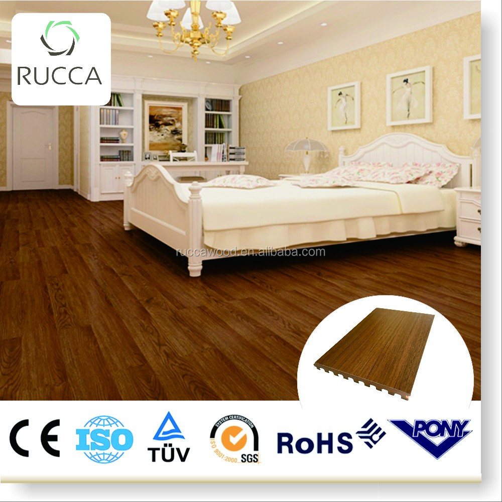 Rucca WPC termite proofing wood composite decking, 120*12mm bathroom floor waterproofing material
