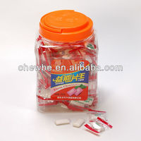 hot sell fruit soft chews gummy candy