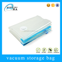 Eco friendly zip lock vacuum plastic bag