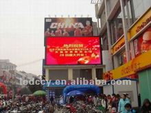 High Cost-Effective & Energy-efficient P10mm full color digital billboards ad. LED display screen