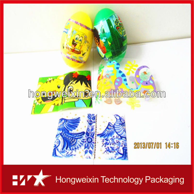 printing shrink wrapping film