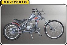 20''-24'' gas motor chopper bike passed ce