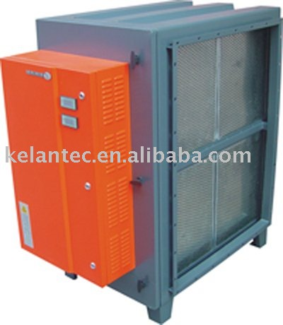 Electrostatic Precipitator for Commercial Kitchen Exhaust Emission Control