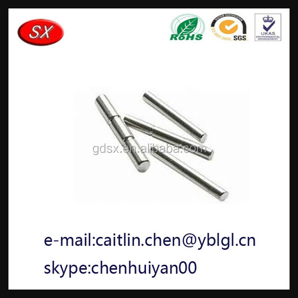 Dongguan precision metal Sprung core ejector pin with high quality