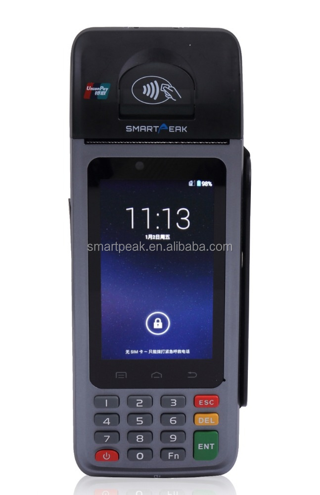 portable firm android printer pda