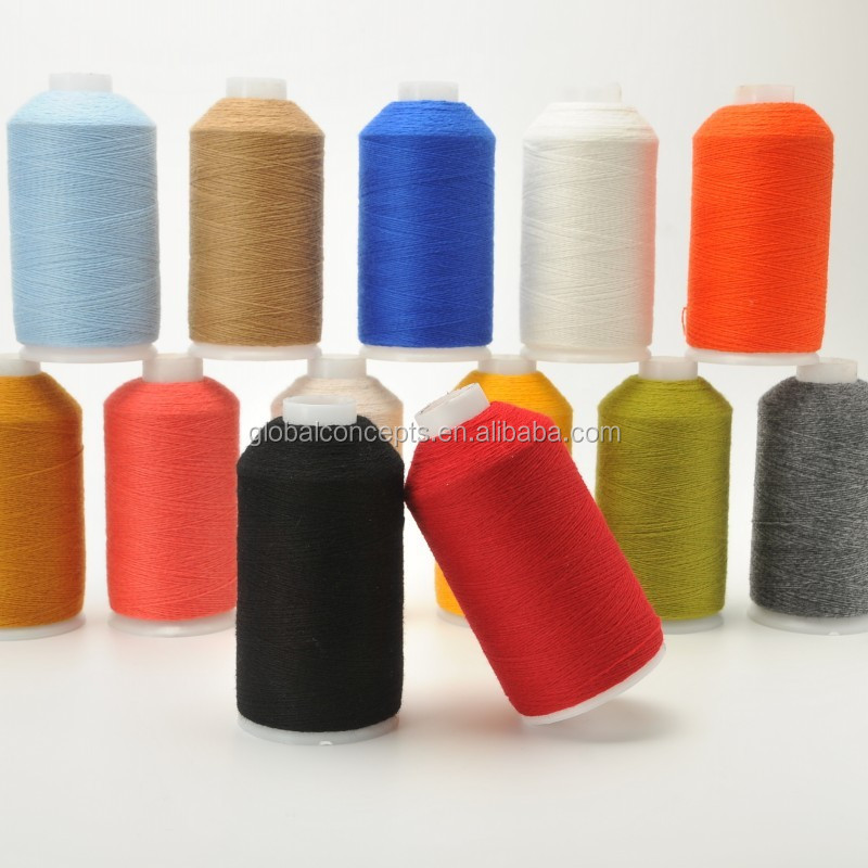 polyester silk/300/120 FDY POLYESTER DOPE DYED YARN trilobal bright ,china yarn supplier