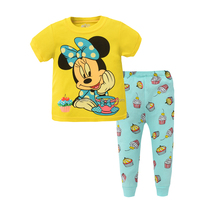 Lovely new design kids pajamas sleepwear