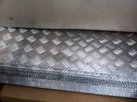 (diamond, 5-bar) aluminum checker plate weight