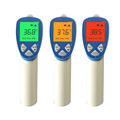 Anti-Zika infrared thermometer, body temperature thermometer, fever test