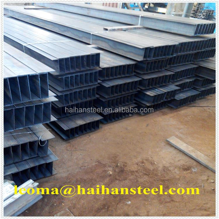 china supplier welded steel box beam