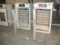 CE Approved China Made Turkey Egg Incubator Hatcher for 700 Egg