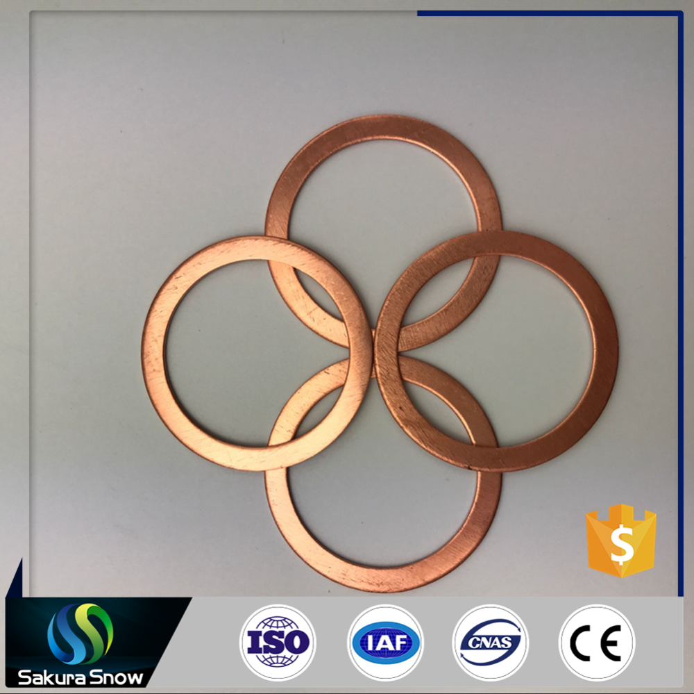 various size high quality flat steel washer