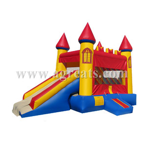 Small Beautiful Inflatable Jumping Castle Bounce,Outdoor inflatable castle inflatable slide for sale G3138