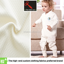 Color OEM Bamboo Fiber cotton material organic baby bamboo fabric for indonesia clothing