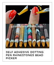 Rose Gold Rivet Nail Studs 3D Nail Art Decoration