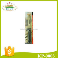 PP handle stainless steel fish scale knife