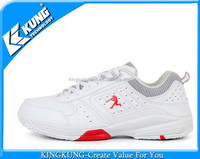 Latest customized good quality badminton shoes sports shoe for men