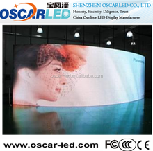 Shenzhen manufacturer Wedding Backdrops ali express hd xxx image p7.62 smd indoor led display for stage