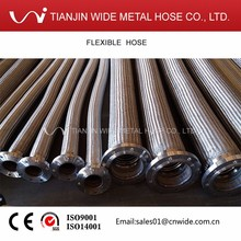 stainless steel braided flexible pipe