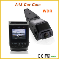 A18 top quality best car cameras full hd 1080P hidden car dash camera, dvr dash car camera recorder