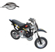 2018 Black 49cc Racing Mini Dirt Bike for Kids