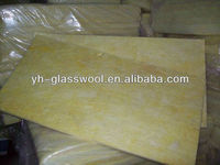 Fireproof and soundproof glass wool board fiberglass thermal insulation