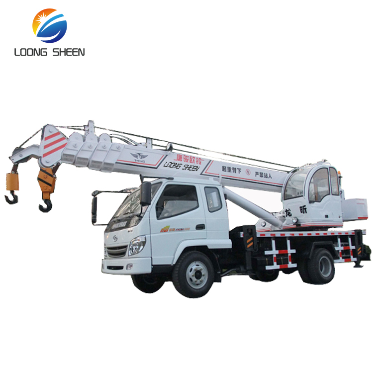 8 Ton Truck Crane Best Price Of Mobile Crane