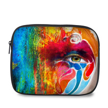 "New design character print waterproof universal 7 "" tablet sleeve for Ipad"