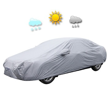 environmental protection crazy selling <strong>150</strong> d polyester waterproof car cover made in China