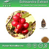 Health Food Schisandra Fruit Extract Schisandrin Powder (Spec:2%5%9%20%)