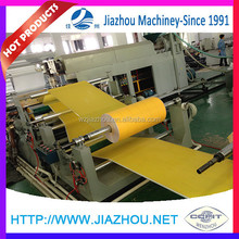 Hot Sale Plastic Hot Melt Extrusion Sandwich Laminating Fabric Non Woven Coating Machine with Auto Tension Control