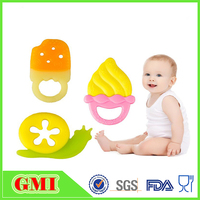 100 Food Grade Soft Fruit Shape