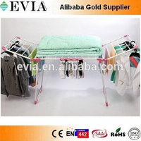EVIA iron shop clothes dryer stand hook