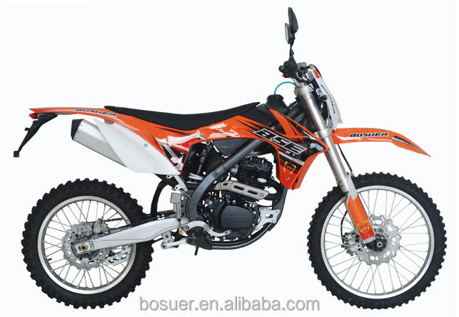 BSE 250cc dirt bike J1 Enduro
