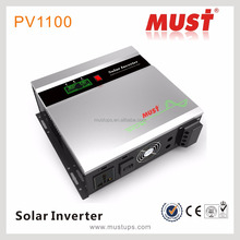 China manufacturer hot off grid home pv solar inverter 12v 24v 600w 800w 1500w inside PWM solar controller