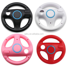 Wholsale Price Steering Wheel Holder Racing Game Remote Controller Console for Wii