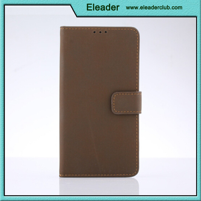 brown leather case for samsung galaxy note 4 N9100