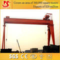 Big tonne! 900t lifting boat gantry crane for dockyard