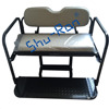 Best selling YMH DRIVE golf cart rear flip flop seat kit from OEM factory