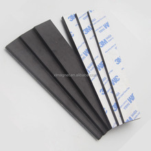Flexible Fridge Rubber Magnet Sheet with 3M Adhesive Backed