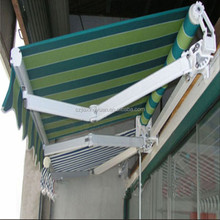 Motorized Balcony folding arm sun shade from China