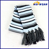 HZW-13230004 Wholesale Fashion New Arrival Winter Warm handmade winter scarf 2015