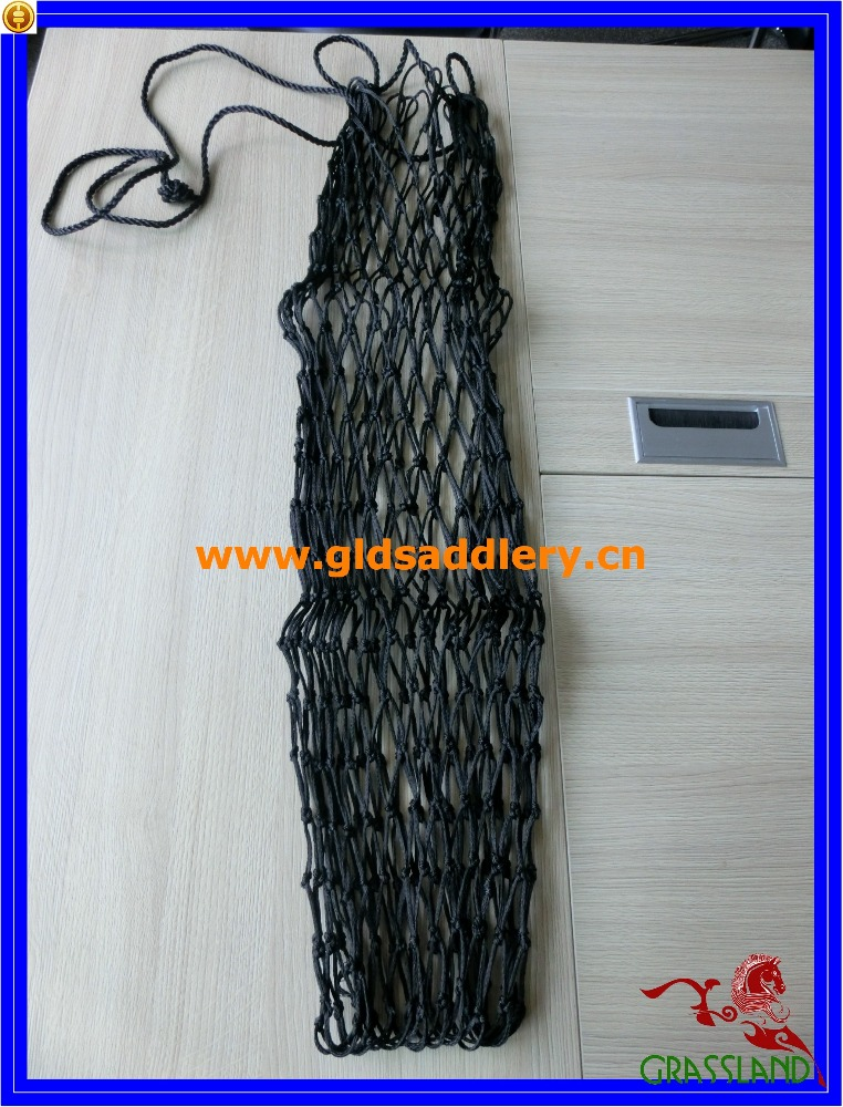 High quality PE martial hay net for feed horse