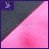 knit fabric polyester cotton single jersey