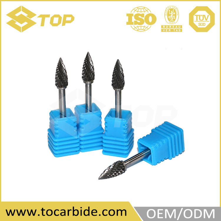 OEM design cnc lathe cutting tools, standard cut carbide burrs, carbide rods for endmill tools